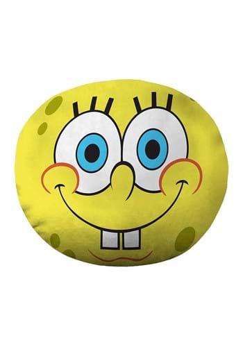 "Spongebob 11"" Travel Cloud Pillow"