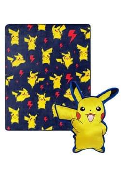 Pokemon Lightning Zap Throw with Hugger-2