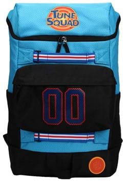 SPACE JAM TUNE SQUAD JERSEY BACKPACK