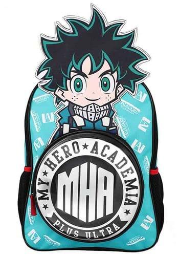 My Hero Academia Izuku Kids Die Cut Backpack