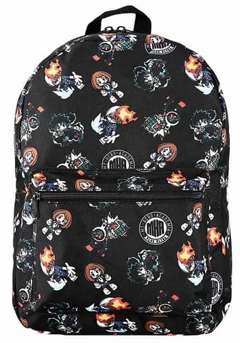 My Hero Academia Chibi AOP Backpack