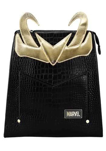 Marvel Loki Cosplay Mini Backpack