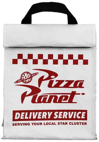 Toy Story Pizza Planet Insulated Lunch Tote