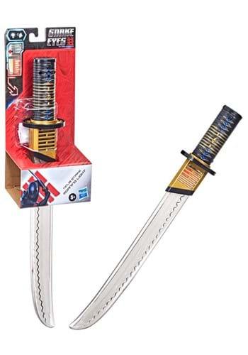 G.I. Joe Snake Eyes Movie Morning Light Electronic Sword