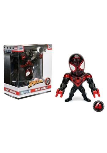 "4"" Marvel Metal Figs Miles Morales Spider-Man"