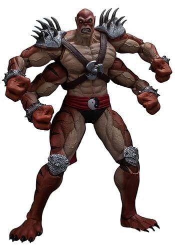 Mortal Kombat Kintaro Storm Collectibles 1/12 Scal