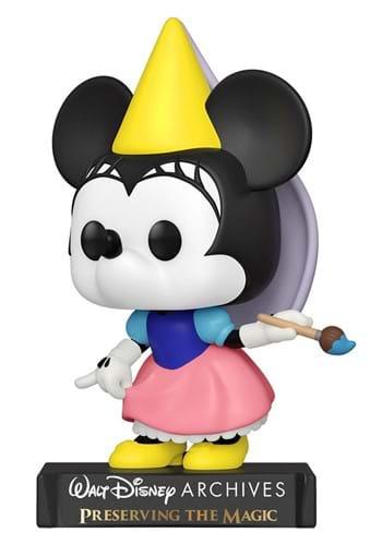 POP Disney Minnie Mouse Princess Minnie 1938 Figure