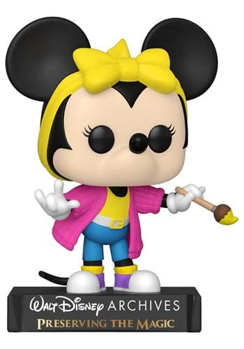 POP Disney Minnie Mouse Totally Minnie Figure