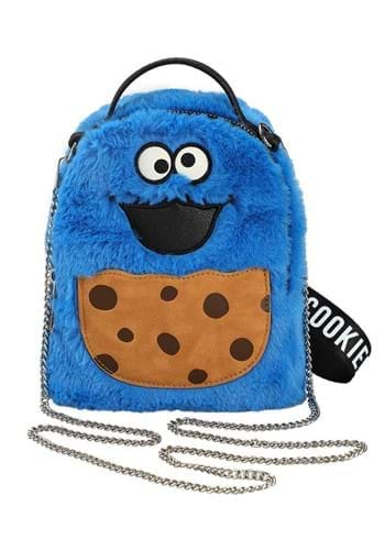 Sesame Street Cookie Monster Mini Wristlet Bag