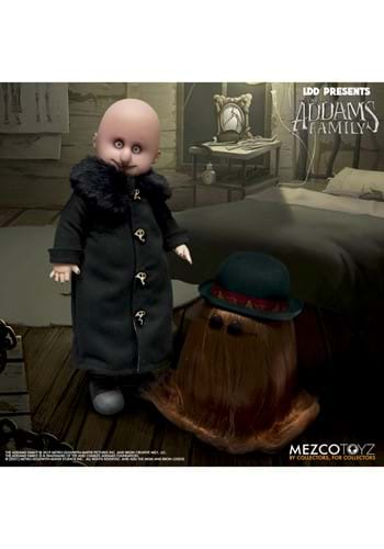 Living Dead Dolls The Addams Family Fester and It