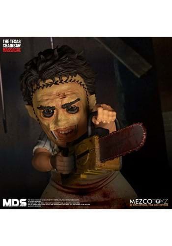 MDS The Texas Chainsaw Massacre 1974 Leatherface Figure upd