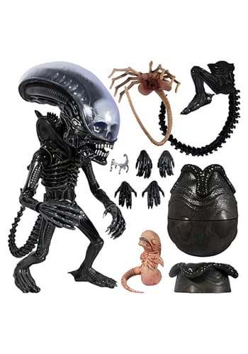 Mezco Designer Series Deluxe Alien Figure