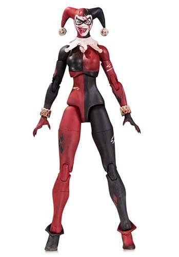 McFarlane DC Essentials DCeased Harley Quinn Actio
