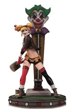 McFarlane DC Bombshells Harley Quinn Deluxe Versio