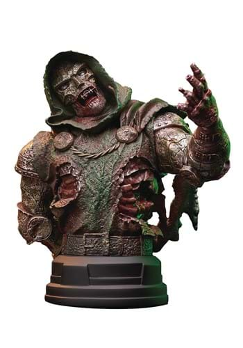 NYCC 2021 Marvel Zombie Dr Doom Bust