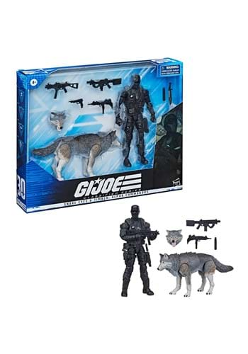 G.I. Joe Classified Series Snake Eyes and Timber 6