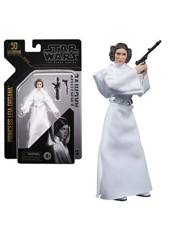 Star Wars Black Series Archive Princess Leia Organ