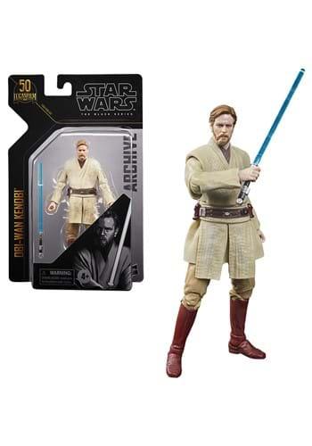 Star Wars Black Series Archive Obi-Wan Kenobi 6in