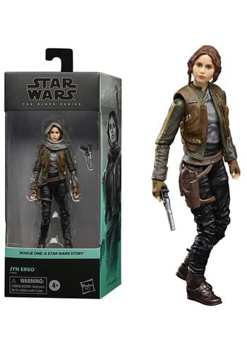 Star Wars The Black Series Jyn Erso 6-Inch Action