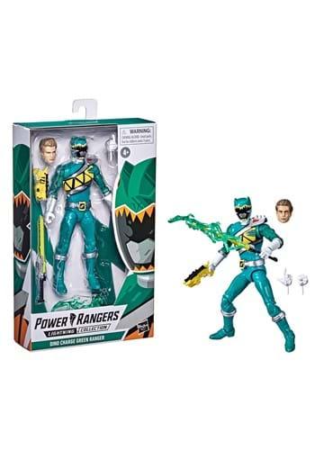 Power Rangers Lightning Collection Green Ranger