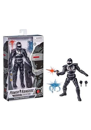 Power Rangers In Space Phantom Ranger