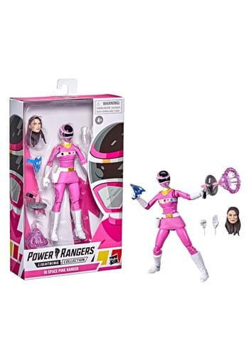 Power Rangers In Space Pink Ranger
