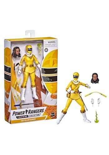 Power Rangers Zeo Yellow Ranger