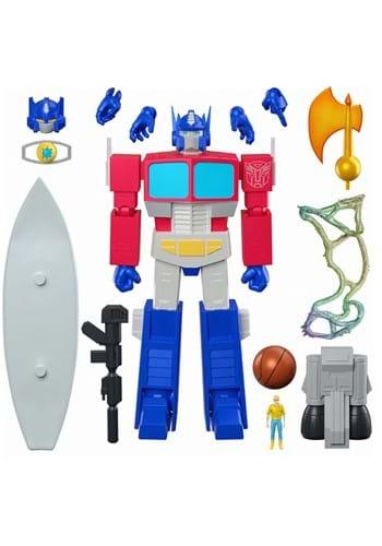Transformers Ultimates Optimus Prime Action Figure