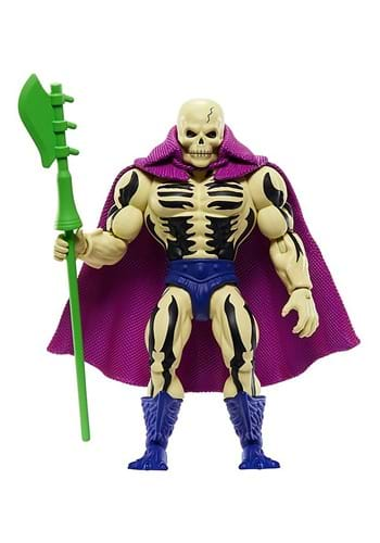 Masters of the Universe Origins Scare Glow Action
