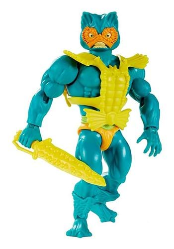 Masters of the Universe Origins Mer-Man Action Figure