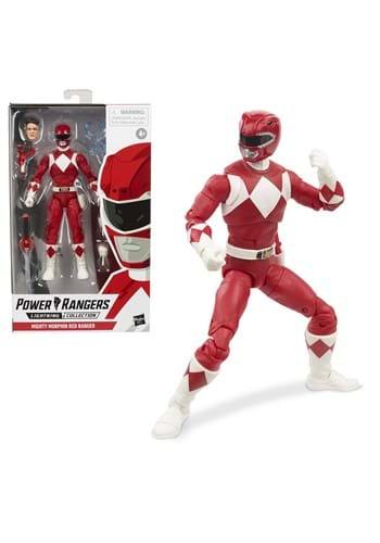 Power Rangers Mighty Morphin Red Ranger