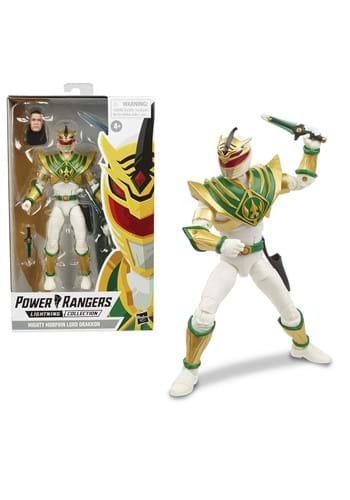 Power Rangers Mighty Morphin Lord Drakkon