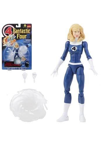 Fantastic Four Marvel Legends Invisible Woman