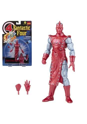 Fantastic Four Retro Marvel Legends High Evolution