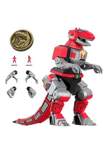 Power Rangers Ultimates Tyrannosaurus Dinozord
