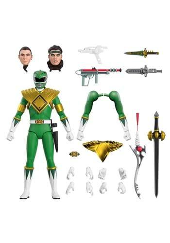 Power Rangers Mighty Morphin Green Ranger
