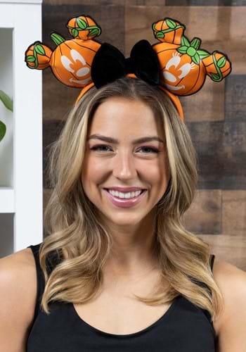 Loungefly Disney Mickey-O-Lantern Headband