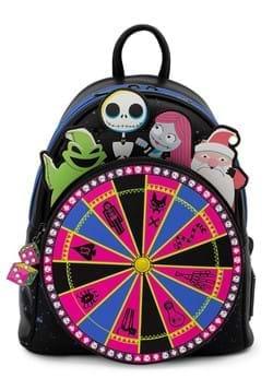 Loungefly NBC Oogie Boogie Wheel Mini Backpack