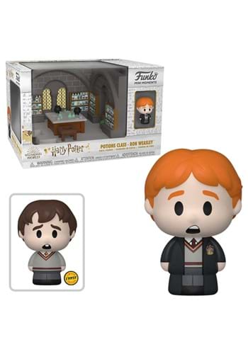 Mini Moments: HP Anniversary- Ron