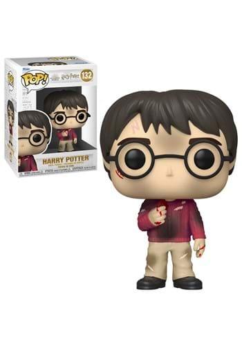 POP HP: HP Anniversary- Harry w/The Stone