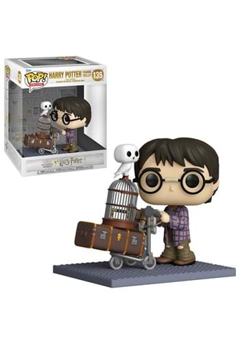 POP Deluxe: HP Anniversary- Harry Pushing Trolley