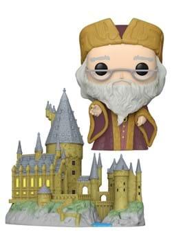 POP Town: HP Anniversary- Dumbledore w/Hogwarts