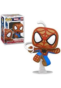 POP Marvel: Holiday- Gingerbread Spider-Man