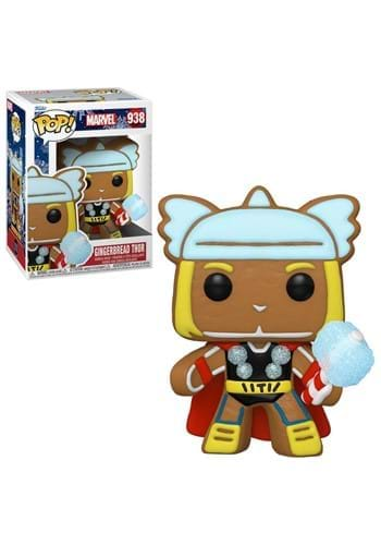 POP Marvel: Holiday- Gingerbread Thor