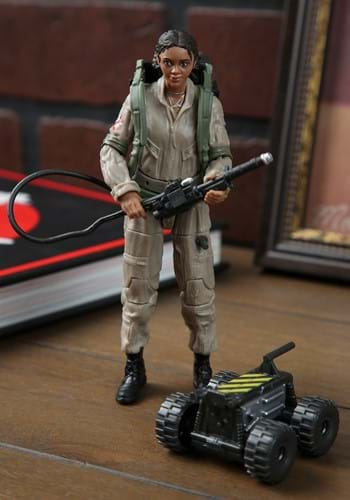 Ghostbusters Afterlife Plasma Series Lucky 6in Act