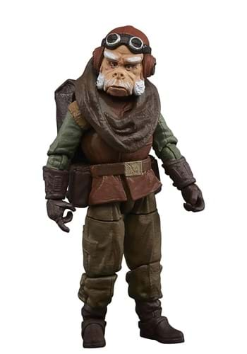 Star Wars Vintage Collection Kuiil 3 3/4-Inch Action