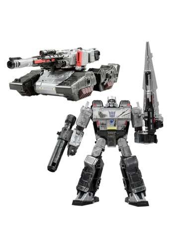 Transformers Premium Finish WFC-02 Megatron Action
