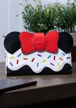 Loungefly Disney Minnie Sweets Collection Flap Wallet
