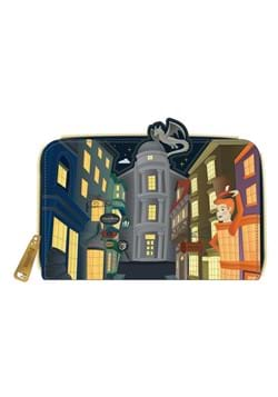 Loungefly Harry Potter Diagon Alley Ziparound Wall