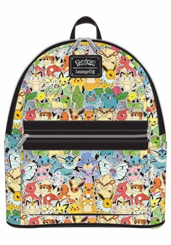 Loungefly Pokemon Ombre Mini Backpack